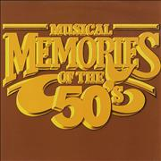 Click here for more info about 'Various-50s/Rock & Roll/Rockabilly - Musical Memories Of The 50's'
