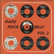 Click here for more info about 'Various-50s/Rock & Roll/Rockabilly - Rare Rock-A-Billy Vol.2'