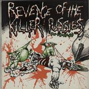 Click here for more info about 'Various-50s/Rock & Roll/Rockabilly - Revenge Of The Killer Pussies - Red Marbled Vinyl'