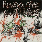 Click here for more info about 'Various-50s/Rock & Roll/Rockabilly - Revenge Of The Killer Pussies - Black Vinyl'