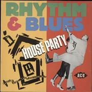 Click here for more info about 'Various-50s/Rock & Roll/Rockabilly - Rhythm & Blues House Party'