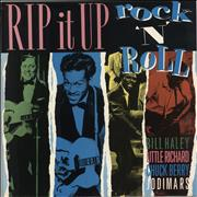 Click here for more info about 'Various-50s/Rock & Roll/Rockabilly - Rip It Up Rock 'n' Roll'