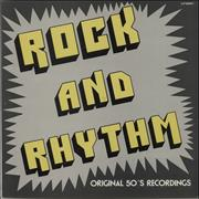 Click here for more info about 'Various-50s/Rock & Roll/Rockabilly - Rock And Rhythm'