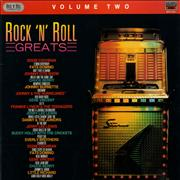 Click here for more info about 'Various-50s/Rock & Roll/Rockabilly - Rock N Roll Greats Volume 2'