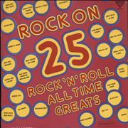 Click here for more info about 'Various-50s/Rock & Roll/Rockabilly - Rock On 25 Rock´n´Roll All Time Greats'