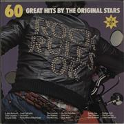 Click here for more info about 'Various-50s/Rock & Roll/Rockabilly - Rock Rules OK'