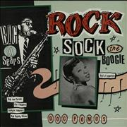 Click here for more info about 'Various-50s/Rock & Roll/Rockabilly - Rock Sock The Boogie'
