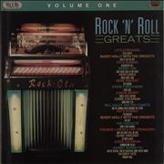 Click here for more info about 'Various-50s/Rock & Roll/Rockabilly - Rock 'n' Roll Greats Volume 1'