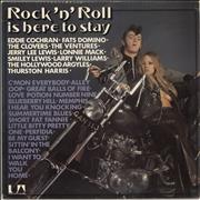 Click here for more info about 'Various-50s/Rock & Roll/Rockabilly - Rock 'n' Roll Is Here To Stay'