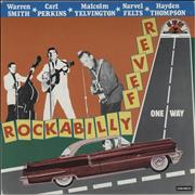 Click here for more info about 'Various-50s/Rock & Roll/Rockabilly - Rockabilly Fever'