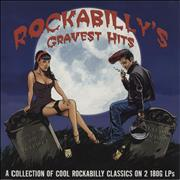 Click here for more info about 'Various-50s/Rock & Roll/Rockabilly - Rockabilly's Gravest Hits'