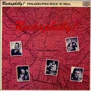 Click here for more info about 'Various-50s/Rock & Roll/Rockabilly - Rockaphilly - Philadelphia Rock N Roll'