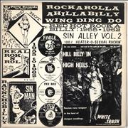 Click here for more info about 'Various-50s/Rock & Roll/Rockabilly - Rockarolla Ahillabilly Wing Ding Do - Red Hot Rock A Billy: 1955-1962'