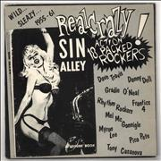 Click here for more info about 'Various-50s/Rock & Roll/Rockabilly - Sin Alley'