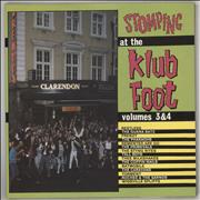 Click here for more info about 'Various-50s/Rock & Roll/Rockabilly - Stomping At The Klub Foot Volumes 3 & 4'
