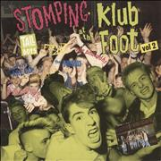 Click here for more info about 'Various-50s/Rock & Roll/Rockabilly - Stomping At The Klub Foot Volume 1&2'