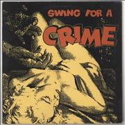 Click here for more info about 'Various-50s/Rock & Roll/Rockabilly - Swing For A Crime'