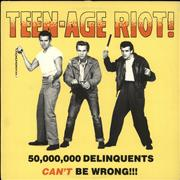 Click here for more info about 'Various-50s/Rock & Roll/Rockabilly - Teen-Age Riot!'