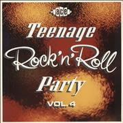Click here for more info about 'Teenage Rock 'n' Roll Party Volume 4'