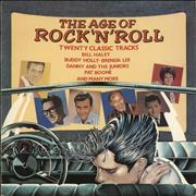 Click here for more info about 'Various-50s/Rock & Roll/Rockabilly - The Age Of Rock 'N' Roll'