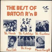 Click here for more info about 'Various-50s/Rock & Roll/Rockabilly - The Best Of Baton R' N B'