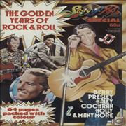 Click here for more info about 'Various-50s/Rock & Roll/Rockabilly - The Golden Years Of Rock & Roll'