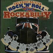 Click here for more info about 'Various-50s/Rock & Roll/Rockabilly - The Great British Rock 'N' Roll Rockabilly Album'
