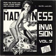 Click here for more info about 'Various-50s/Rock & Roll/Rockabilly - The Madness Invasion Vol. 2'