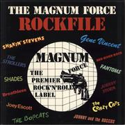 Click here for more info about 'Various-50s/Rock & Roll/Rockabilly - The Magnum Force Rockfile'