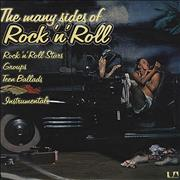 Click here for more info about 'Various-50s/Rock & Roll/Rockabilly - The Many Sides Of Rock 'n' Roll'