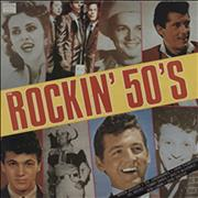 Click here for more info about 'Various-50s/Rock & Roll/Rockabilly - The Rockin' 50's'