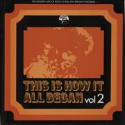 Click here for more info about 'Various-50s/Rock & Roll/Rockabilly - This Is How It All Began Vol. 2'