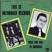 Click here for more info about 'Various-50s/Rock & Roll/Rockabilly - This Is Razorback Records: Rock 'n' Roll In Arkansas'