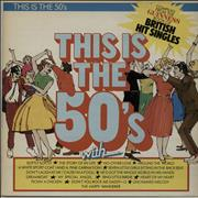 Click here for more info about 'Various-50s/Rock & Roll/Rockabilly - This Is The 50's'