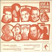 Click here for more info about 'Various-50s/Rock & Roll/Rockabilly - jive & stroll v.1'
