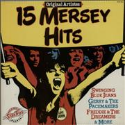 Click here for more info about 'Various-60s & 70s - 15 Mersey Hits'