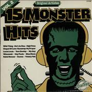 Click here for more info about 'Various-60s & 70s - 15 Monster Hits Vol. 2'