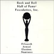 Click here for more info about 'Various-60s & 70s - 15th Annual Election Nominees'