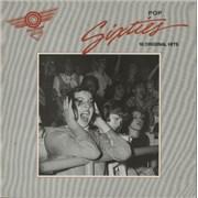 Various-60s & 70s 16 Original Hits UK vinyl LP