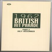 Click here for more info about 'Various-60s & 70s - 1962 British Hit Parade Part 2 July-December'