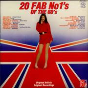 Click here for more info about 'Various-60s & 70s - 20 Fab No 1's & 2's Of The 60's'