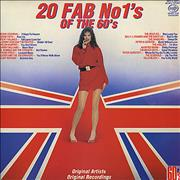 Click here for more info about 'Various-60s & 70s - 20 Fab No 1's Of The 60's'