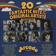 Click here for more info about 'Various-60s & 70s - 20 Fantastic Hits Volume Two'
