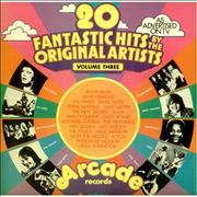 Click here for more info about 'Various-60s & 70s - 20 Fantastic Hits By The Original Artists - Vol. 3'