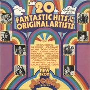 Click here for more info about 'Various-60s & 70s - 20 Fantastic Hits By The Original Artists'