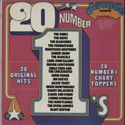 Click here for more info about 'Various-60s & 70s - 20 Number 1's'