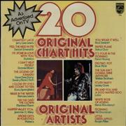 Click here for more info about 'Various-60s & 70s - 20 Original Chart Hits'