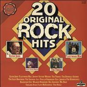 Click here for more info about 'Various-60s & 70s - 20 Original Rock Hits'