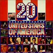 Click here for more info about 'Various-60s & 70s - 20 United Stars Of America'