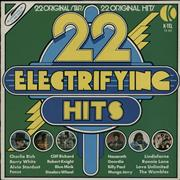 Click here for more info about 'Various-60s & 70s - 22 Electrifying Hits'